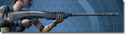 Scout's Sniper Rifle - Right