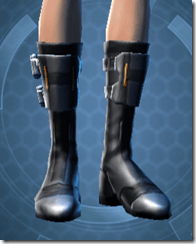 Trainee Female Boots