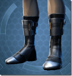 Trainee Male Boots