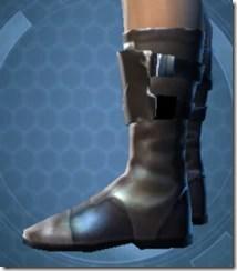 Trellised Boots - Male Left