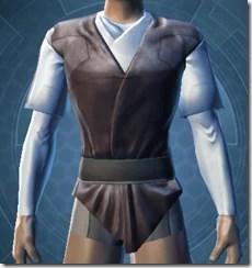 Trellised Jacket - Male Front