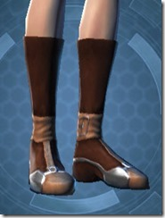 Tund Sorcerer Female Boots