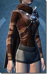 Tund Sorcerer Female Upper Robe