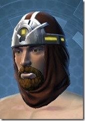 Tund Sorcerer Male Headgear