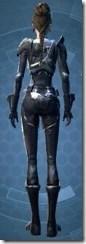 Underworld Instigator - Female Back