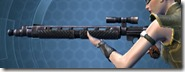 VL-25 XT Plasma Core Rifle Left