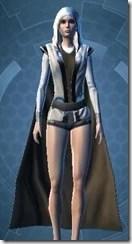 Avenger Chestguard - Female Front
