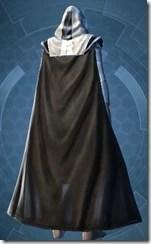 Avenger Chestguard - Male Back