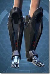 B-300 Cybernetic Female Boots