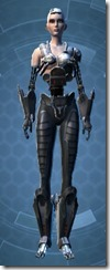 B-300 Cybernetic - Female Front