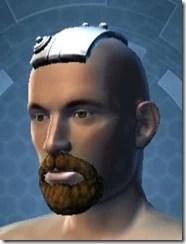 B-300 Cybernetic Male Helmet
