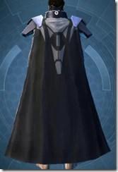 Composite Flex Body Armor - Male Back