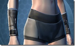 Dynamic Brawler Female Wristguards