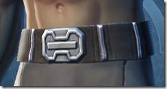 Dynamic Brawler Male Belt