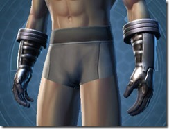 Freedon Nadd Male Gauntlets