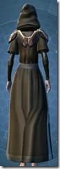 Memory Fiber Body Armor - Female Back