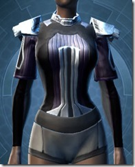 Overseer Body Armor Dyed