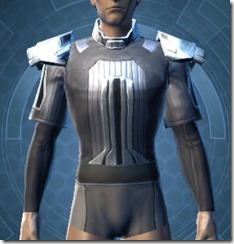 Overseer Body Armor - Male Front