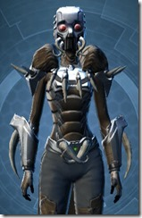 Primeval Stalker - Female Close