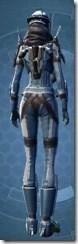 Revered Huntsmaster - Female Back