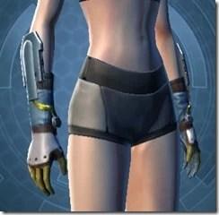 Revered Huntsmaster Female Gauntlets