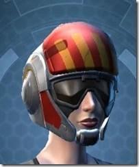 Squadron Leader Female Helmet