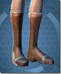 Armored Diplomat Female Boots