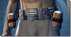 B-400 Cybernetic Male Belt