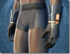 Contraband Runner Male Gloves
