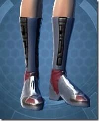 Darth Andeddu Female Boots