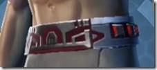 Darth Andeddu Male Belt