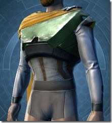 Drifter Male Breastplate