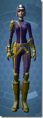 Intelligence Officer Dyed