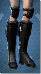 Intelligence Officer Female Boots