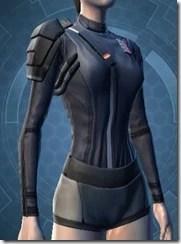 Intelligence Officer Female Jacket