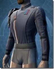 Intelligence Officer Male Jacket