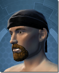 Trimantium ver 2 Male Headgear