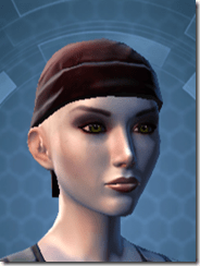Veda Cloth ver 1 Female Headgear