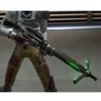 Gladiatorial Sniper Rifle*