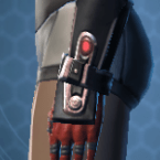 Polyfibe Gauntlets [Force] (Imp)