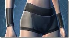 Armored Interrogator Female Bracers