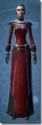 Armored Interrogator - Female Front