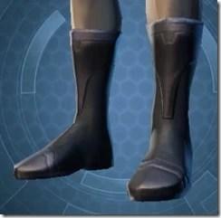 Armored Interrogator Male Boots