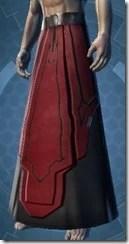 Armored Interrogator Male Lower Robe