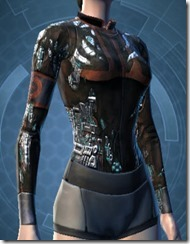 Battleworn Engineer Female Chestguard