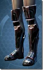 Battleworn Engineer Male Boots