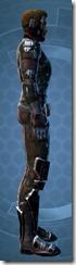 Battleworn Engineer - Male Right