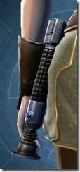 Blademaster's Shoto - Stowed