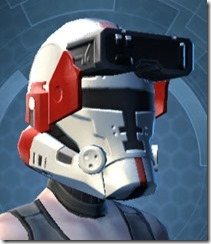 Havoc Squad Female Helmet