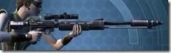 PW-8 Plasma Sniper Rilfe - Side